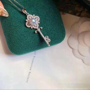 Jewelry - Tiffany Keys Style Akoya Necklace